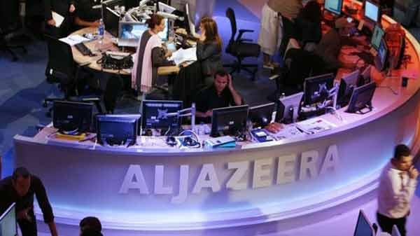 Al-Jazeera journalist arrested in Germany