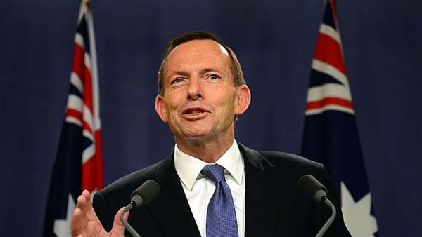 Abbott dodges boat payment reports