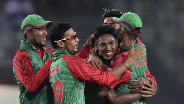 Bangladesh moves up to 7th in ICC rankings after series victory