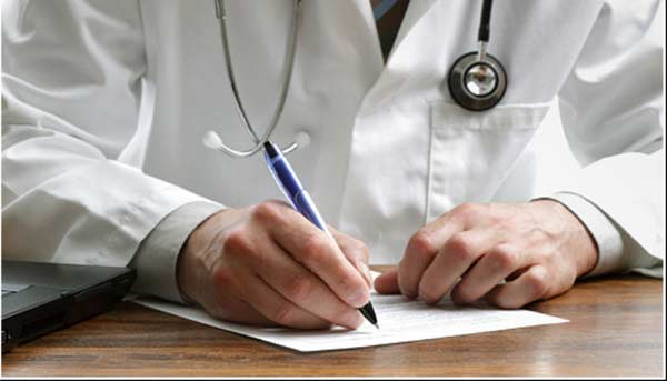 Indian doctors to write prescription in CAPS