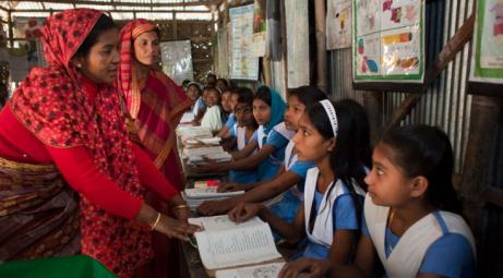 Bangladesh makes progress in Millennium Development Goals