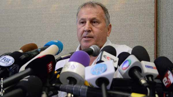 Brazil legend Zico wants Fifa presidency