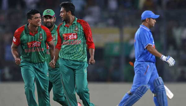 India set to make formal complaint against Bangladesh umpires: Report