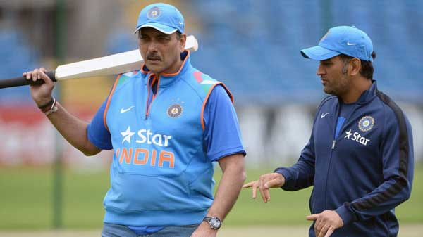 Shastri appointed India's interim coach for Bangladesh tour