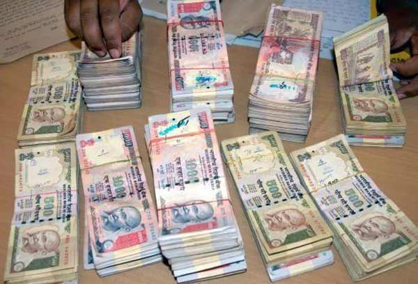 Rupee trading weak at 64.09 on capital outflows