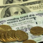 Indian rupee snaps 9 paise against US dollar.