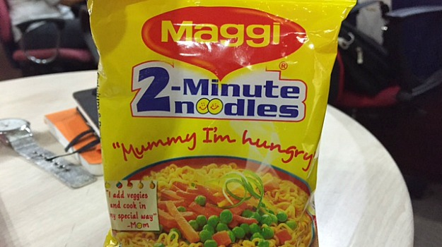 Despite ban, Maggi being sold in India
