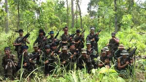 Indian rebel leader held over Manipur attack