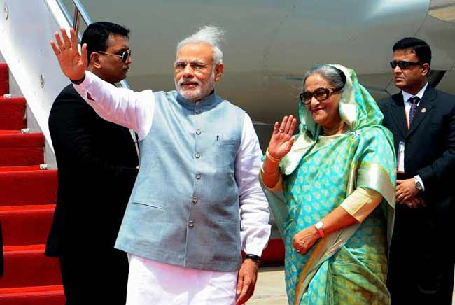 20 deals on top of Modi's Bangladesh visit
