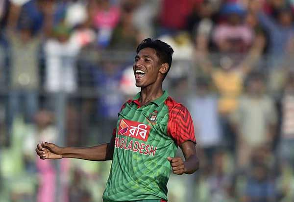 Happy to be among the big players: Mustafizur