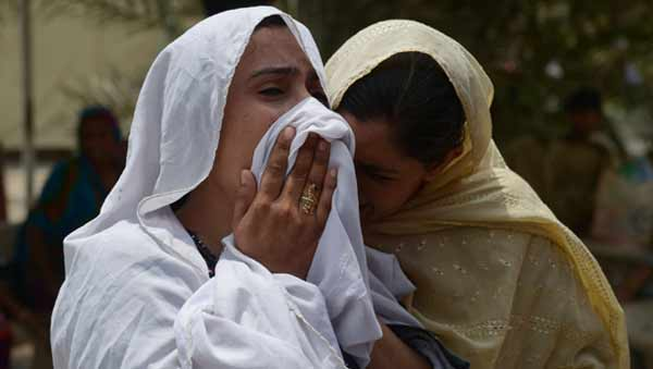 Heatwave kills over 700 in Pakistan