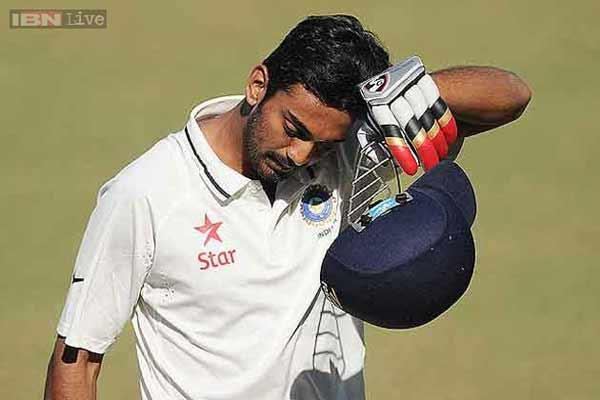 Rahul to miss Bangladesh Test for illness