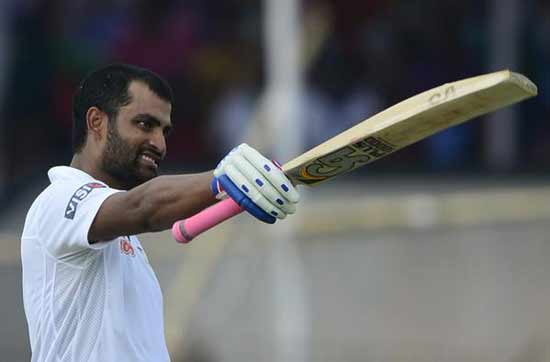 Tamim Bangladesh's top run scorer in Test cricket