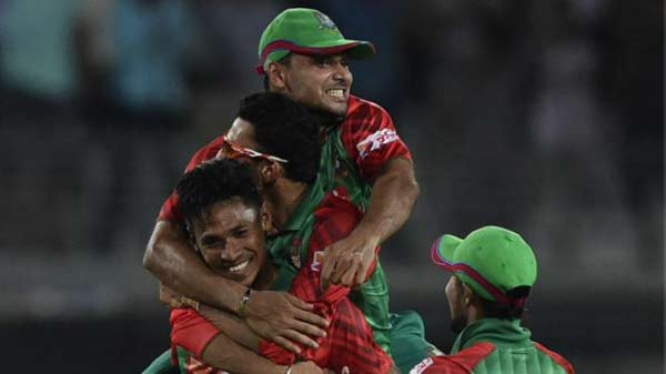 Mustafizur guides Tigers in historic series win