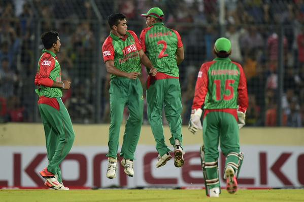 India's pride on line as Bangladesh eye series win
