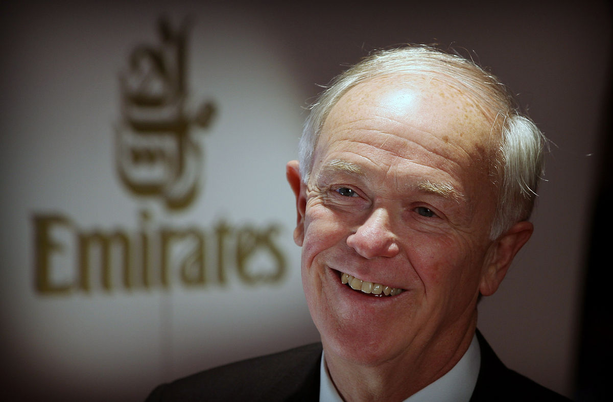 Emirates boss hopeful on US dispute