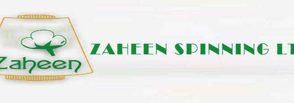 Zaheen spinning to increase production