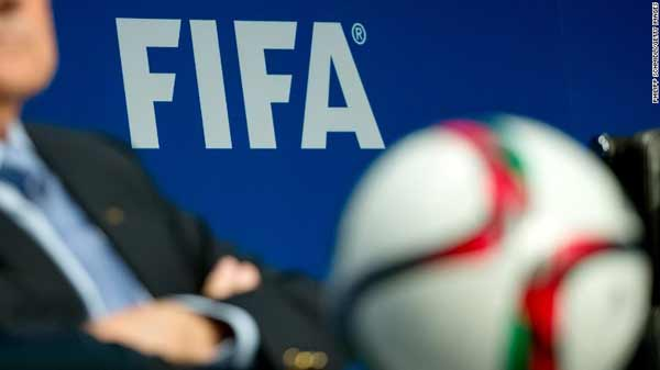 South Africa 'admits $10m Fifa payout'
