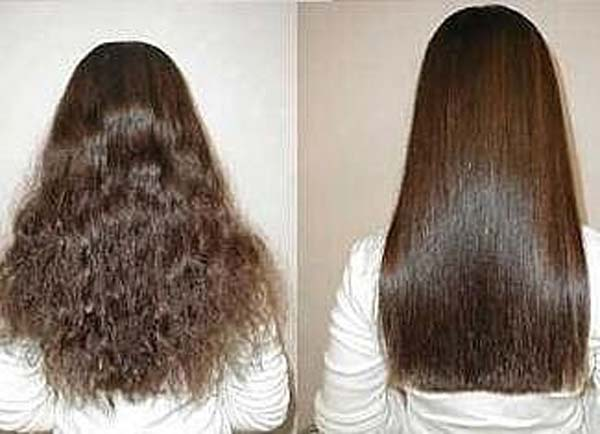 Home remedies to deal with frizzy hair