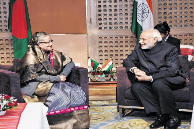 Modi upbeat on maiden visit to Bangladesh