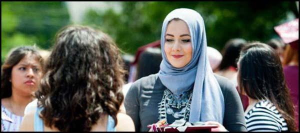 Muslim student who wears Hijab named 'Best Dressed' in US