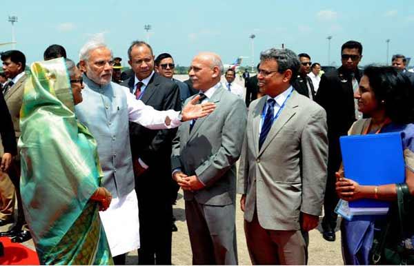 How Bangladesh media covering Modi's visit
