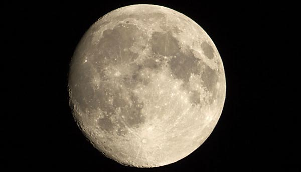 Earthquakes occur on moon too: Study