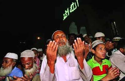 Holy Shab-e-Barat being observed in Bangladesh
