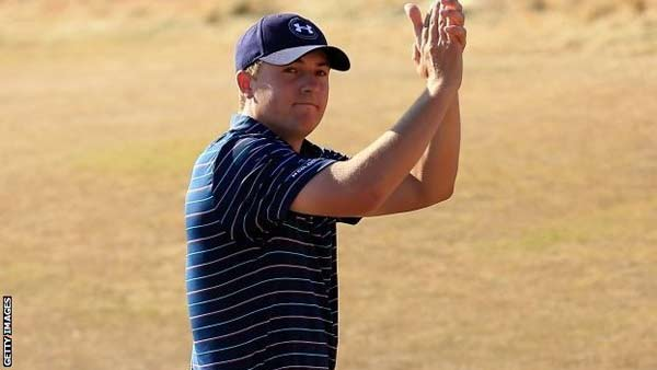 Spieth wins historic US Open title