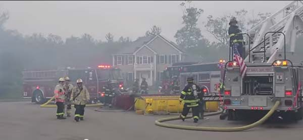 Plane crashes into US home; 3 dead