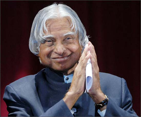 Indian former president Abdul Kalam dies at 83