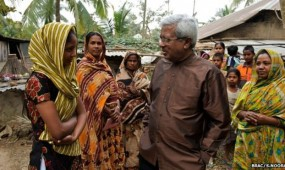 Anti-poverty pioneer of Bangladesh wins 2015 World Food Prize