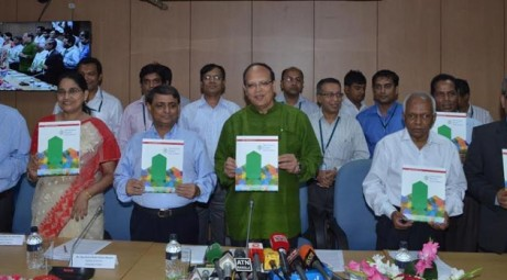 Bangladesh Bank Governor poses after announcing monetary policey