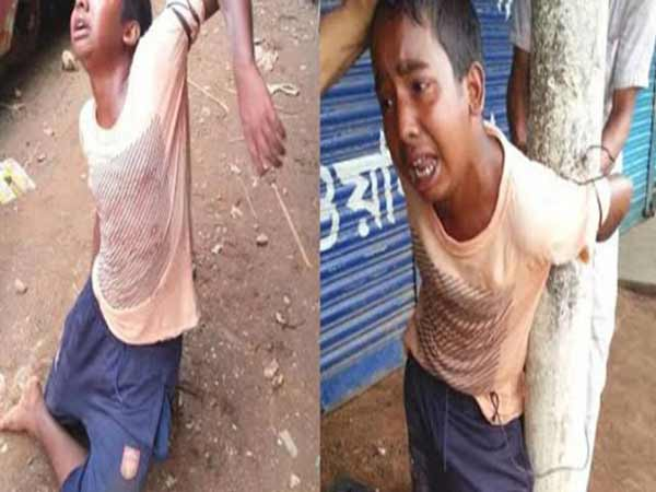 Footage of child being beaten to death in Bangladesh goes viral on internet