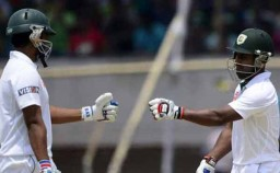 Bangladesh make 246 runs on Day 1