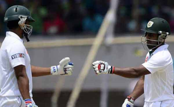Bangladesh make 246 runs on Day 1