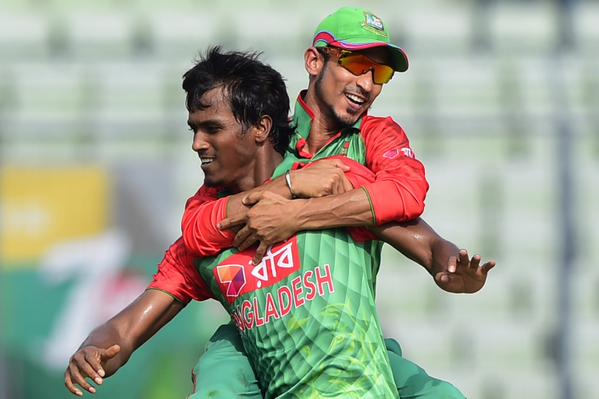 Bangladesh level ODI series beating SA by 7-wkts