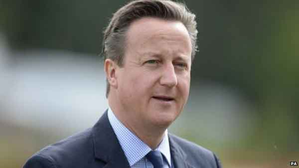 Cameron to discuss IS threat in Asia