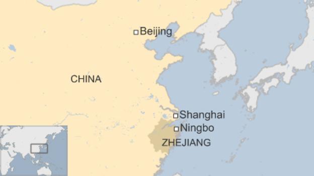 China braced for powerful typhoon Chan-hom
