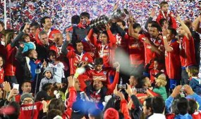 Chile beat Argentin to win Copa America