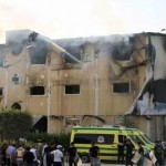 Egypt furniture factory fire kills 25