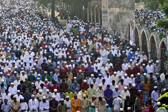 Eid-ul-Fitr being celebrated across Bangladesh