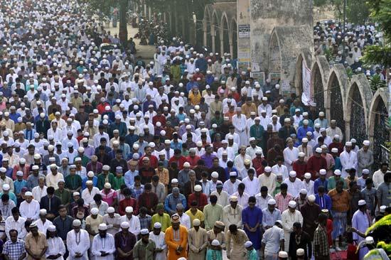 Eid-ul-Fitr being celebrated across Bangladesh