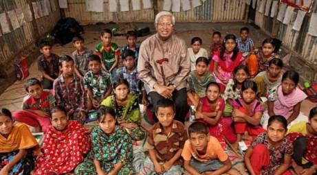 Bangladesh's Fazle Hasan Abed wins World Food Prize