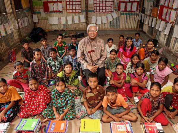 Bangladesh's Fazle Hasan Abed wins World Food Prize