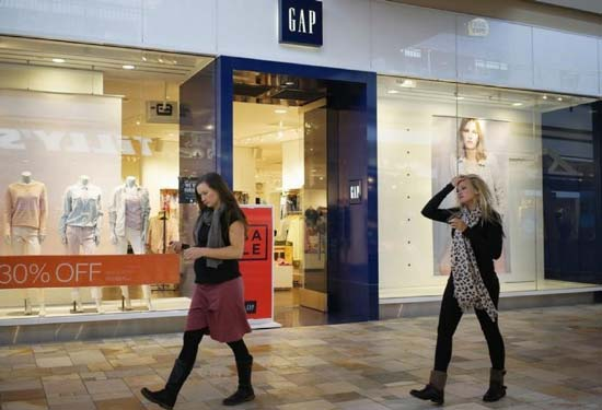 Gap closes to Zara in Indian market