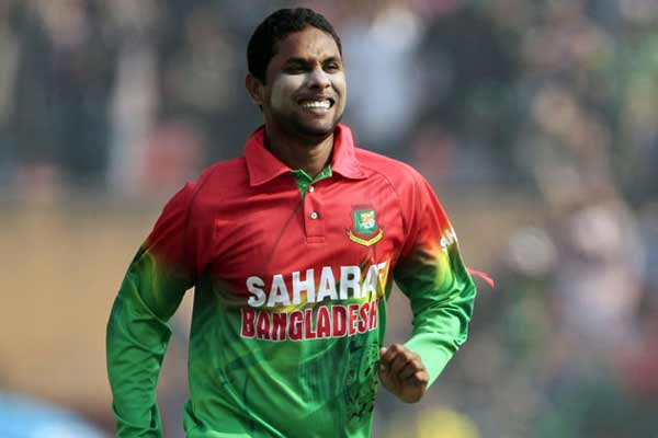 Gazi recalled for South Africa T20s