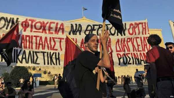 Greek PM faces eurozone deal battle