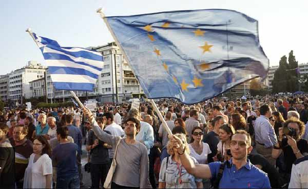 Fresh talks due on new Greek bailout