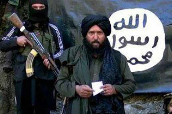 ISIS leader 'killed in drone strike'